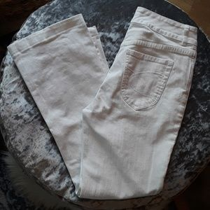 Denim - Chico's Special White Boot cut Jeans